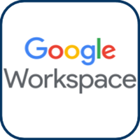 Google Workspace button